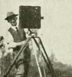 Robert K. Bonine, 1920 (Image source: Educational Film Magazine)